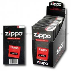 Mechas De Repuesto Para Encendedores Zippo 1 Wick Originales