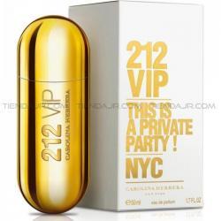 Perfume Para Dama 212 Vip Carolina Herrera Eau De Parfum 80Ml