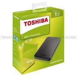 Si buscas Disco Duro Externo 1tb Usb Toshiba Portátil Canvio® 3.0 puedes comprarlo con DD TECH está en venta al mejor precio