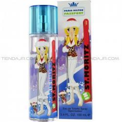 Perfume Para Dama Passport St. Moritz De Paris Hilton 100 M