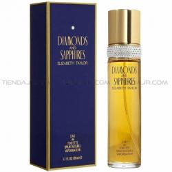 Perfume Para Dama Diamonds And Sapphires Elizabeth Taylor