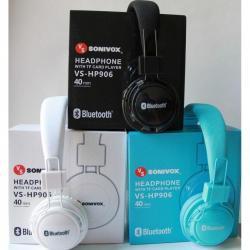 Audifonos Inalambricos Recargables Bluetooth, Sd, Mp3,radio