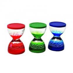 Reloj Decorativo De Aceite Colores Varios 1min Aprox