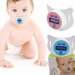 Si buscas Chupo Termómetro Digital Para Bebe Facil Manejo puedes comprarlo con IN EXCELSIS NET está en venta al mejor precio