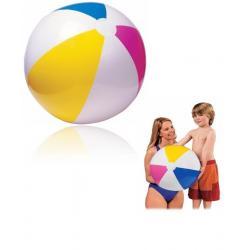 Si buscas Balon Pelota Tricolor 61 Cm Piscina Intex 59030 Flotador puedes comprarlo con MCKTOYS está en venta al mejor precio