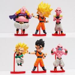 Personajes Mini Dragon Ball Z Coleccionables
