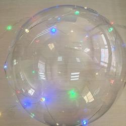 df830aad28 Si buscas Globos Burbuja Luz Led Personalizar Transparente Hasta 45 Cm  puedes comprarlo con MCKTOYS está