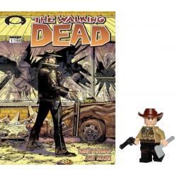 The Walking Dead Tomo 1 Robert Kirkman Español+figura Regalo