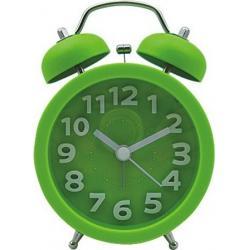 Reloj Despertador Clasico Vintage Campana Colorido