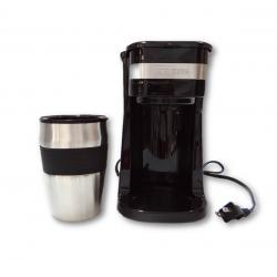 Coffee Maker Cafetera Personal Portatil 2 In 1 Kintech