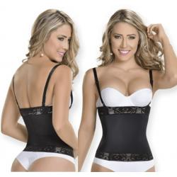 Faja Body Moldeante Cinturilla Strapless Invisible