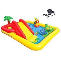 Intex Ocean Play Center - Piscina Para Niños Inflable