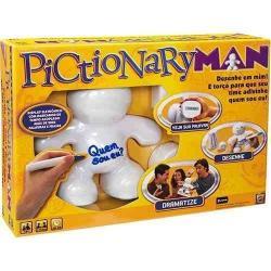 Pictionary Man Electronico Original De Mattel Diversion Fami