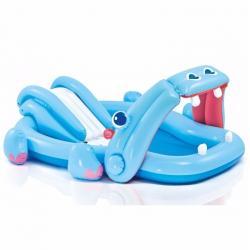 Si buscas Piscina Hipopótamo 221x188x86 Intex 57150 Niños Inflable puedes comprarlo con MCKTOYS está en venta al mejor precio