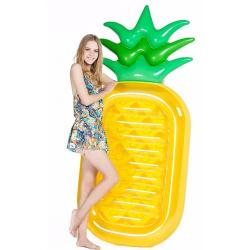 Si buscas Flotador Colchoneta Inflable Gigante Piña 180x90 Cm Piscina puedes comprarlo con MCKTOYS está en venta al mejor precio