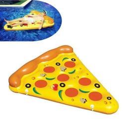 Si buscas Flotador Inflable Gigante Pizza 188*150cm Mayor Detal puedes comprarlo con MCKTOYS está en venta al mejor precio