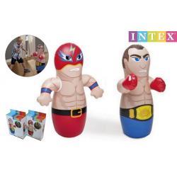 Si buscas Muñeco Inflable Golpeador Infantil Intex Boxeador puedes comprarlo con MILOFERTAS_UY está en venta al mejor precio