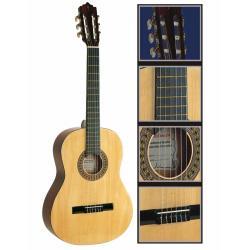 Guitarra Clásica Palmer Gran Calidad Y Sonido Garantizada