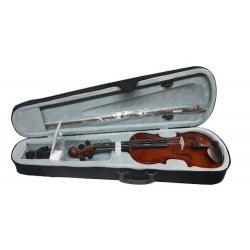 Violin H Hoffer 3/4 100% Original Estuche Duro Garantia