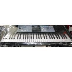 Forro Protector Teclado Organeta 5/8 Psr 253-353-443 99x38cm