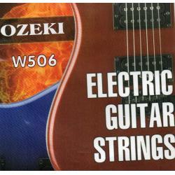 6 Cuerdas Encordado Guitarra Electrica Metálicas Alice Ozeki