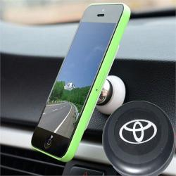 Si buscas Soporte Celular Holder Magnetico Marcas Carro Toyota puedes comprarlo con AIRE ARTESANAL está en venta al mejor precio