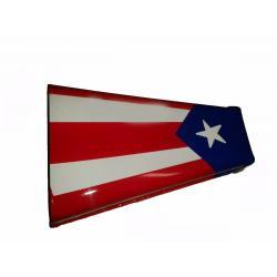 Campana Cencerro Salsa Mini Puerto Rico 13.5x9.5x6.5cms