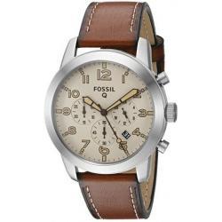 Si buscas Reloj Inteligente Fossil Q Marrón puedes comprarlo con GLOBALMARKTRADINGSERVICES está en venta al mejor precio