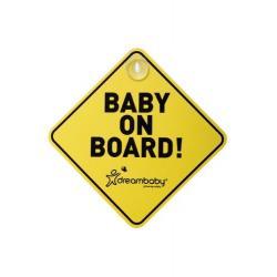 Si buscas Bebés Dreambaby Baby On Board Sign puedes comprarlo con GLOBALMARKTRADINGSERVICES está en venta al mejor precio