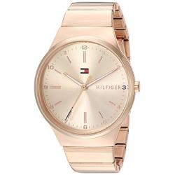 250662c3a53c Si buscas Reloj Tommy Hilfiger Deporte Sofisticado Y Casual De Acero puedes  comprarlo con RELOJES ENLINEA está