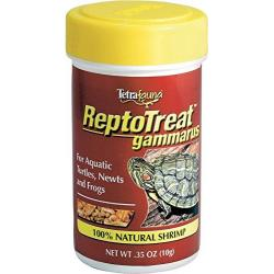 Tetra Tetrafauna Reptomin Baby Shrimp Treat