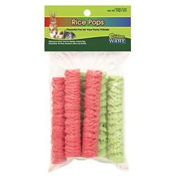Ware Manufacturing Rice Pops Small Animal Chew Treat Pequeño