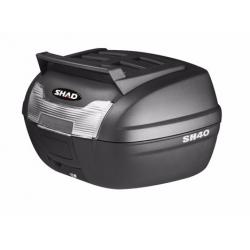 Si buscas Baúl Para Moto Shad Sh40 Capacidad Casco Y Medio puedes comprarlo con URQUIZA MOTOS está en venta al mejor precio