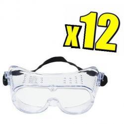 Gafas Para Seguridad Industrial Docena