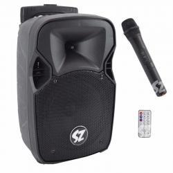 Bafle Bocina 8 Recargable Bluetooth Usb Sd Aux 4000w Pmpo
