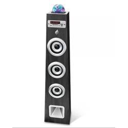 Si buscas Bocina Recargable Bluetooth Torre 3x3 Usb Sd Fm Remoto Luz puedes comprarlo con New Technology está en venta al mejor precio
