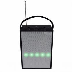 Si buscas Bocina Portatil Bluetooth 4 Recargable Usb Sd Aux Radio Fm puedes comprarlo con New Technology está en venta al mejor precio