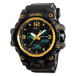 Reloj Skmei Con Cronómetro Alarma Resistente Al Agua 1155b