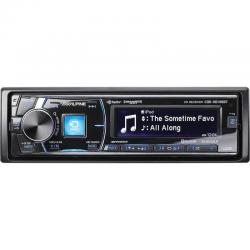 Autoestereo Alpine Cde-hd149bt Bluetooth Iphone Android Usb