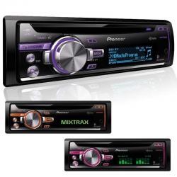Autoestereo Pioneer Deh-x8800bhs Bluetooth Radio Hd Graficos