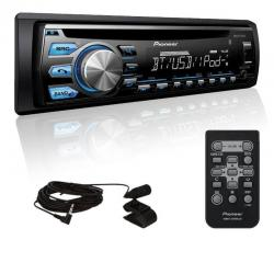Autoestereo Pioneer Deh-4700bt Ipod Bluetooth Android New