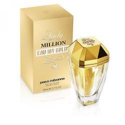 Si buscas Perfume Lady Million Eau My Gold By Paco Rabanne Para Mujer puedes comprarlo con IMPORTACIONES LOS ANGELES está en venta al mejor precio