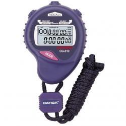 Cronometro Deportivo Digital Catiga 10 Memorias Reloj Alarma