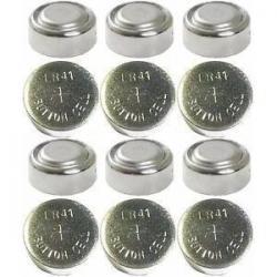 Paquete 50 Pilas Pila Bateria Ag3 Lr41 392 Sr41