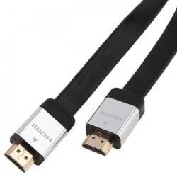 Cable Hdmi A Hdmi V 1.4 Flat 15 Metros Plano Full Hd 1080p