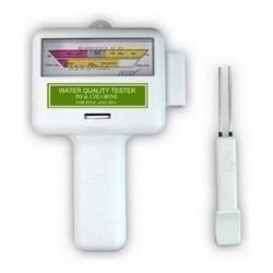 Medidor De Ph Y Cloro Para Piscina Tester Calidad De Agua S