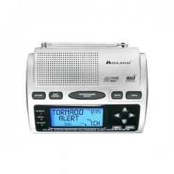 Midland Wr300 Radio Sistema Alerta Sismica Meteorologica 300