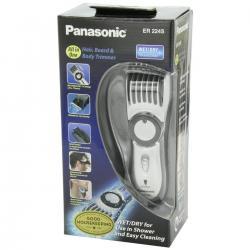 Panasonic Er224s Todo-en-uno Cortadora De Cabello Y Barba