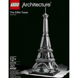 Lego 21019 - Torre Eiffel - 321 Piezas - Paris Francia