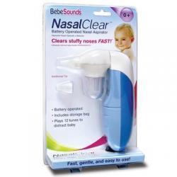 Nasal Clear - De Graco - Limpia Narices Constipadas